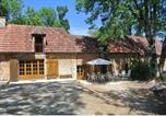 Location vacances Saint-Julien-de-Lampon - Holiday Home La Bergerie De Saint Etienne Souillac-4