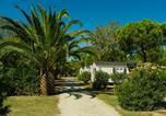 Camping avec Quartiers VIP / Premium Leucate - Camping Les Tropiques-4