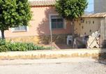 Location vacances Fuente Álamo de Murcia - Casas Rurales La Nieta del Gasero-2