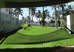 Hôtel Kollam - Abba Seawin Resort-4