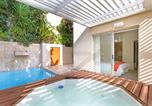 Location vacances Cape Town - Calais Place - 2 bed with private pool/jacuzzi-4