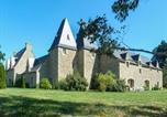 Location vacances La Chapelle-Chaussée - Manoir de Pleac Sud-4