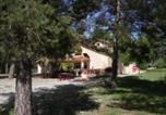 Camping avec Piscine Clamensane - Le Parc Des Serigons-1