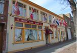 Hôtel Den Helder - Hotel Cafe Woud-4