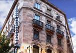 Hôtel Villares de la Reina - Hotel Residencia Gran Via-2
