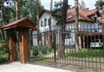 Location vacances Józefów - Sosnowy Dworek-2