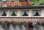 Hôtel Wildhaus - Hotel Hirschen-2