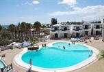 Location vacances Playa Honda - Apartamentos San Marcial-1