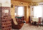 Location vacances Lomnice nad Popelkou - Holiday Home Rvacov with Fireplace I-4
