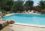 Location vacances Ginestas - Holiday home St Marcel sur Aude Mn-1343-1