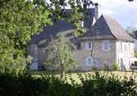 Hôtel Ladinhac - Chambres d'Hôtes A la Clairière-2