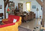 Location vacances Liepen - Holiday home Dorfstr. N-2