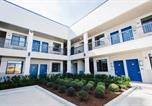 Hôtel Houston - Palace Inn-2