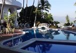 Location vacances Manzanillo - Departamento El Faro-4