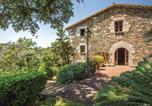 Location vacances Vallgorguina - Six-Bedroom Holiday Home in Sant Iscle de Vallalta-1