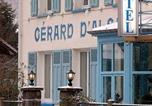 Hôtel Xonrupt-Longemer - Hotel Gerard d'Alsace