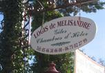 Location vacances Saint-Sulpice-de-Royan - Logis de Mélisandre-2