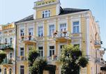 Hôtel Frantiskovy Lázne - Spa & Kur Hotel Praha-1