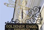 Hôtel Krems an der Donau - Zum goldenen Engel - Fam. Ehrenreich-4