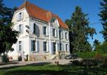 Location vacances La Force - Chateau du Chene La Ressegue-1