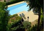 Hôtel 4 étoiles Noizay - Hotel Les Hautes Roches-2
