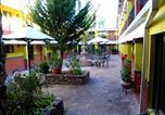 Hôtel Creel - Plaza Mexicana Margarita's-1