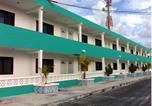 Hôtel Puerto Morelos - Hotel Eden-1