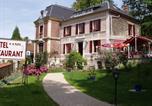 Hôtel Giverny - Hotel Restaurant La Musardiere-2