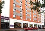 Hôtel Belfast - Premier Inn Belfast City Centre - Alfred Street-2