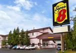 Hôtel Fairbanks - Super 8 Fairbanks-2