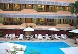 Hôtel Bang Rak - Swan Hotel-4
