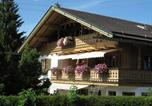 Location vacances Jachenau - Ferienhaus Alpenzauber-3
