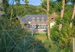Camping avec Piscine couverte / chauffée Touffréville - Sites et Paysages Domaine de la Catinière-4