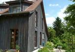 Hôtel Beurnevésin - Zimmer in charmanten Holzhaus auf dem Land-2