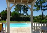 Location vacances  Gironde - Holiday home Eden Club Lacanau-Ocean-2