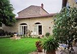 Hôtel Chazay-d'Azergues - Chambre d'Hôtes Les Tilleuls-4