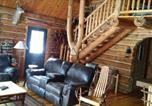 Location vacances Frankfort - Walhalla Log Cabin-2