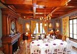 Hôtel Ceilloux - Domaine de Gaudon-2