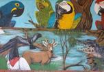 Hôtel Campo Grande - Papaya Ecological Hostel-4