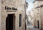Location vacances Sierra de Fuentes - Apartamentos Turísticos Cáceres Medieval-4