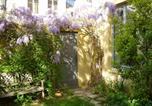 Hôtel Sathonay-Camp - Chambres d'hôtes &quote;Jardin Croix-Rousse&quote;-1