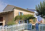 Location vacances La Baume-de-Transit - Holiday Home Richerenches with a Fireplace 08-3