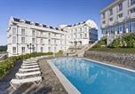 Hôtel Hinojedo - Gran Hotel Suances-4