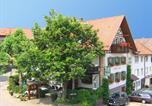 Location vacances Sasbachwalden - Landgasthaus zur Linde-1