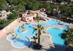 Camping  Acceptant les animaux Bessan - Camping Domaine Sainte Veziane-1