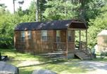 Villages vacances Killington - Lake George Escape 28 ft. Cabin 6-2