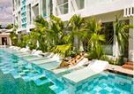 Hôtel Sihanoukville - Oc Boutique Hotel-2