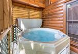 Location vacances Gatlinburg - Convenient 4 Bedroom - 54gentlebmsn-1