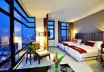 Hôtel วัดพระยาไกร - Grand Howard Hotel Bangkok-1