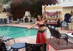 Hôtel Big Bear City - El Morocco Inn & Spa-2